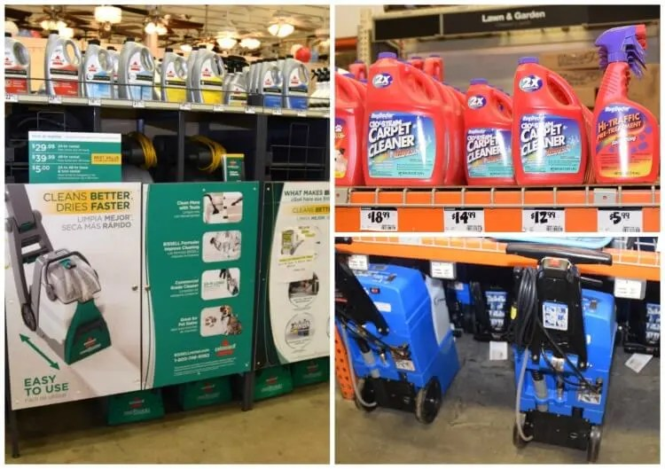 carpet cleaning showdown which cleans