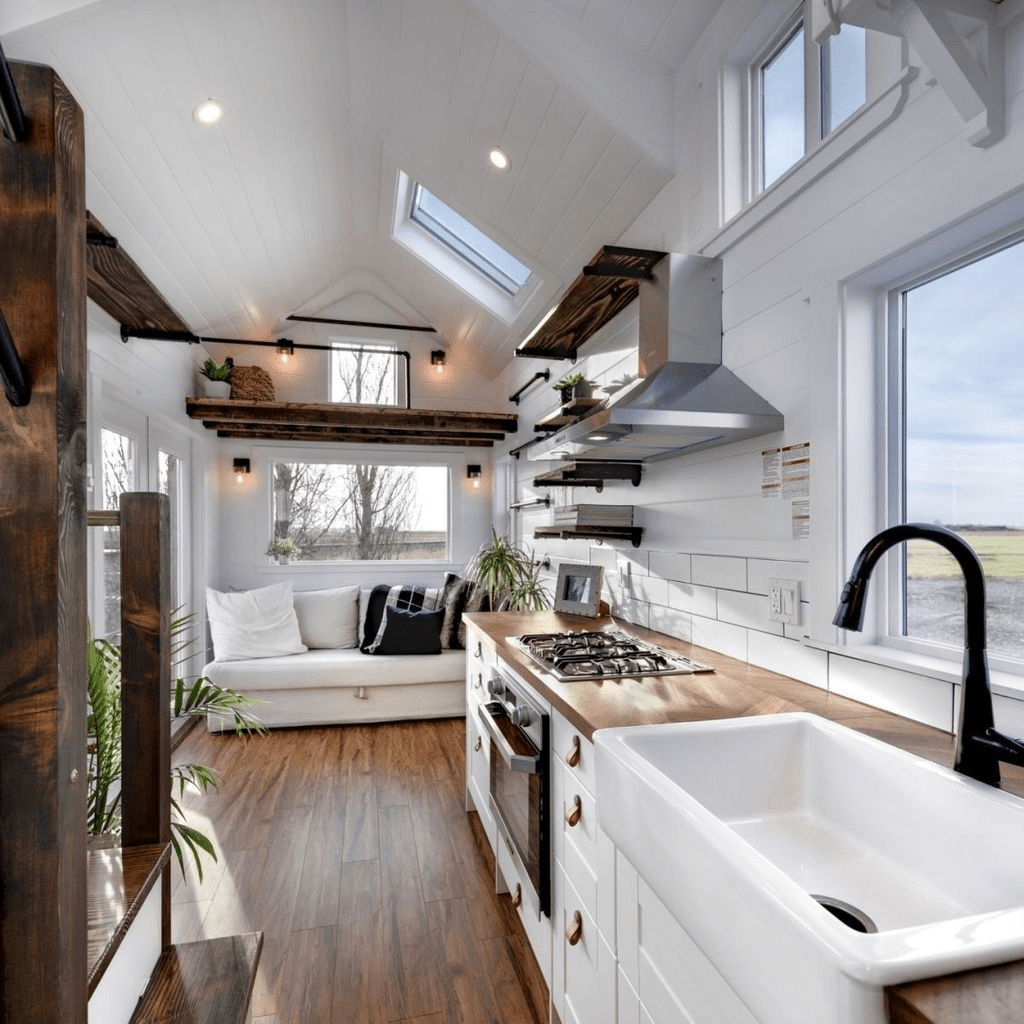 30 Rustic Tiny House Interior Design Ideas You Must Have