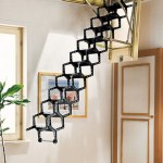 20 Incredible Stairs Design Ideas For The Attic To Try Trendedecor