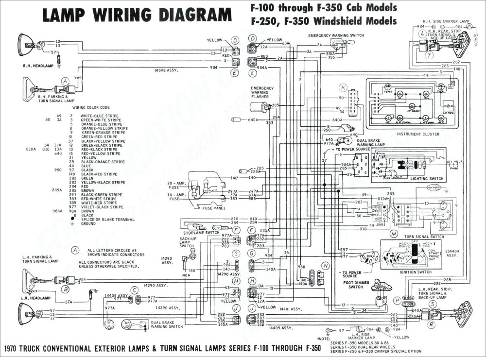 medium resolution of tail light wiring diagram ford f150 gallery