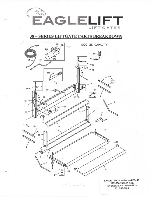 small resolution of eagle lift wiring diagram wiring diagrams konsult eagle lift wiring diagram 245
