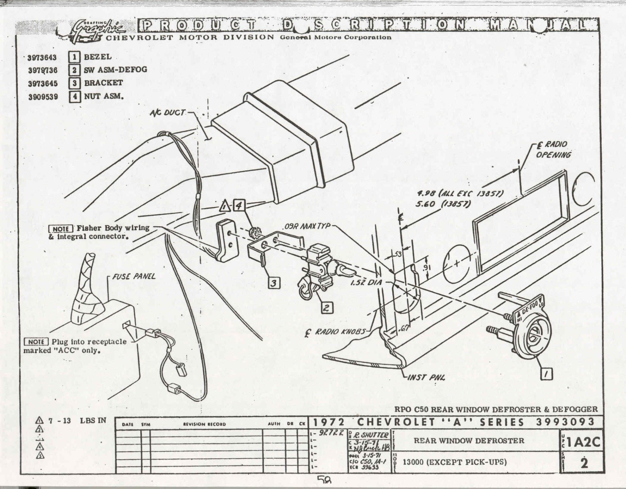 hight resolution of amc hornet wiring diagram