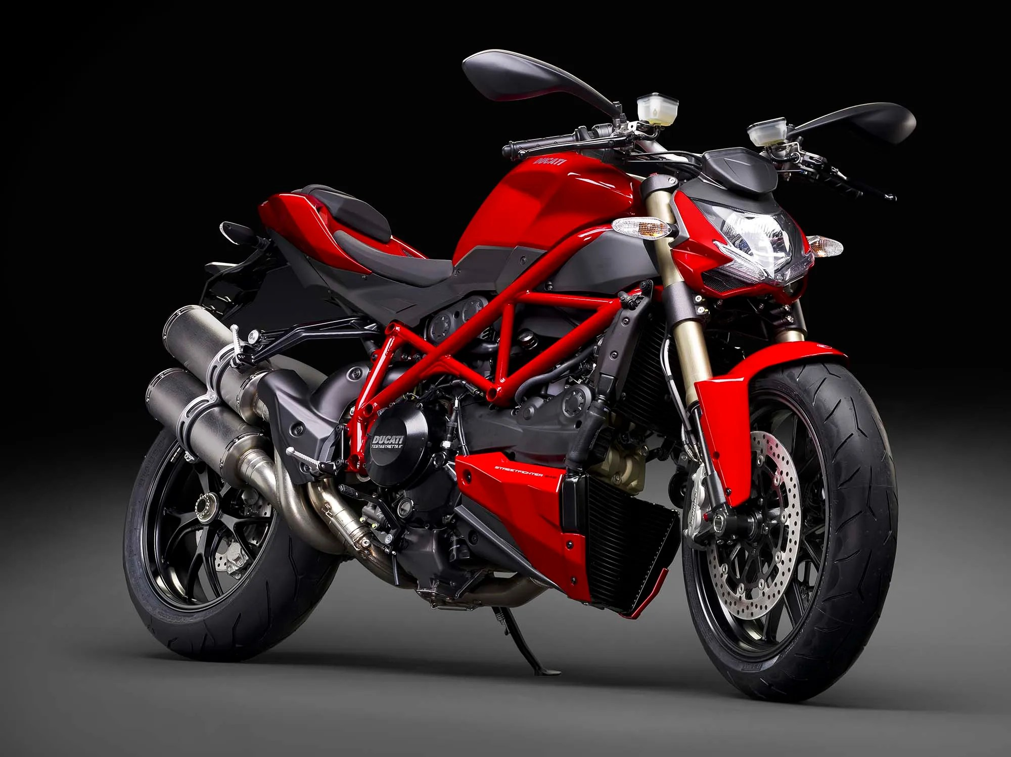 The Ducati Streetfighter 848 Is Spared The Axe For 2015