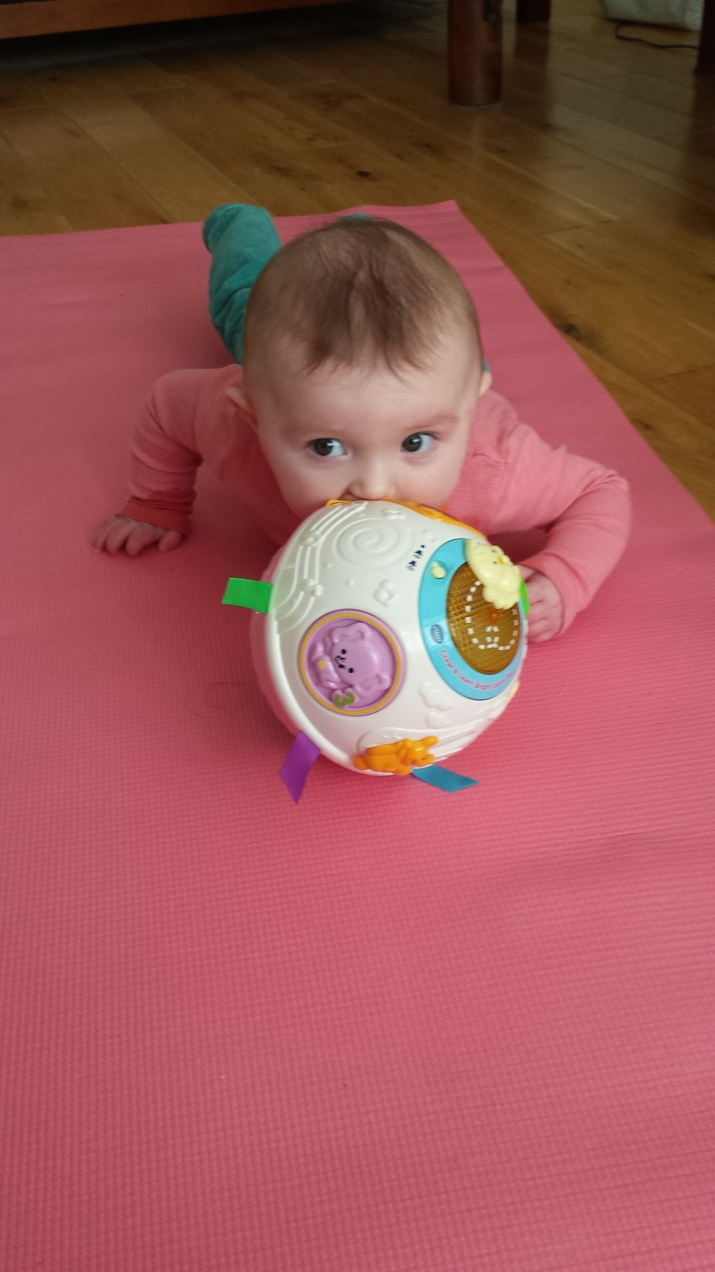 best toys for 4 months old baby