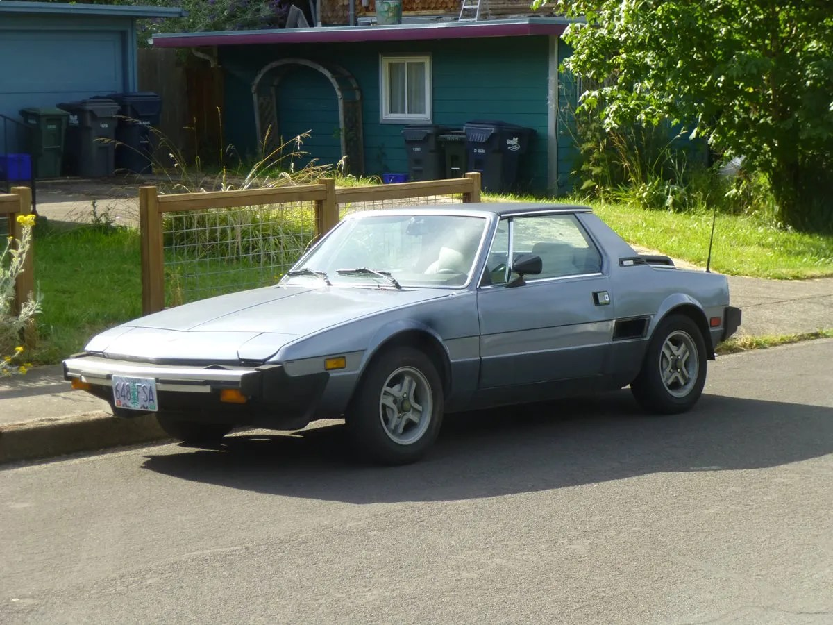 hight resolution of curbside classic fiat x1 9 the mid engine revolution arrives on main