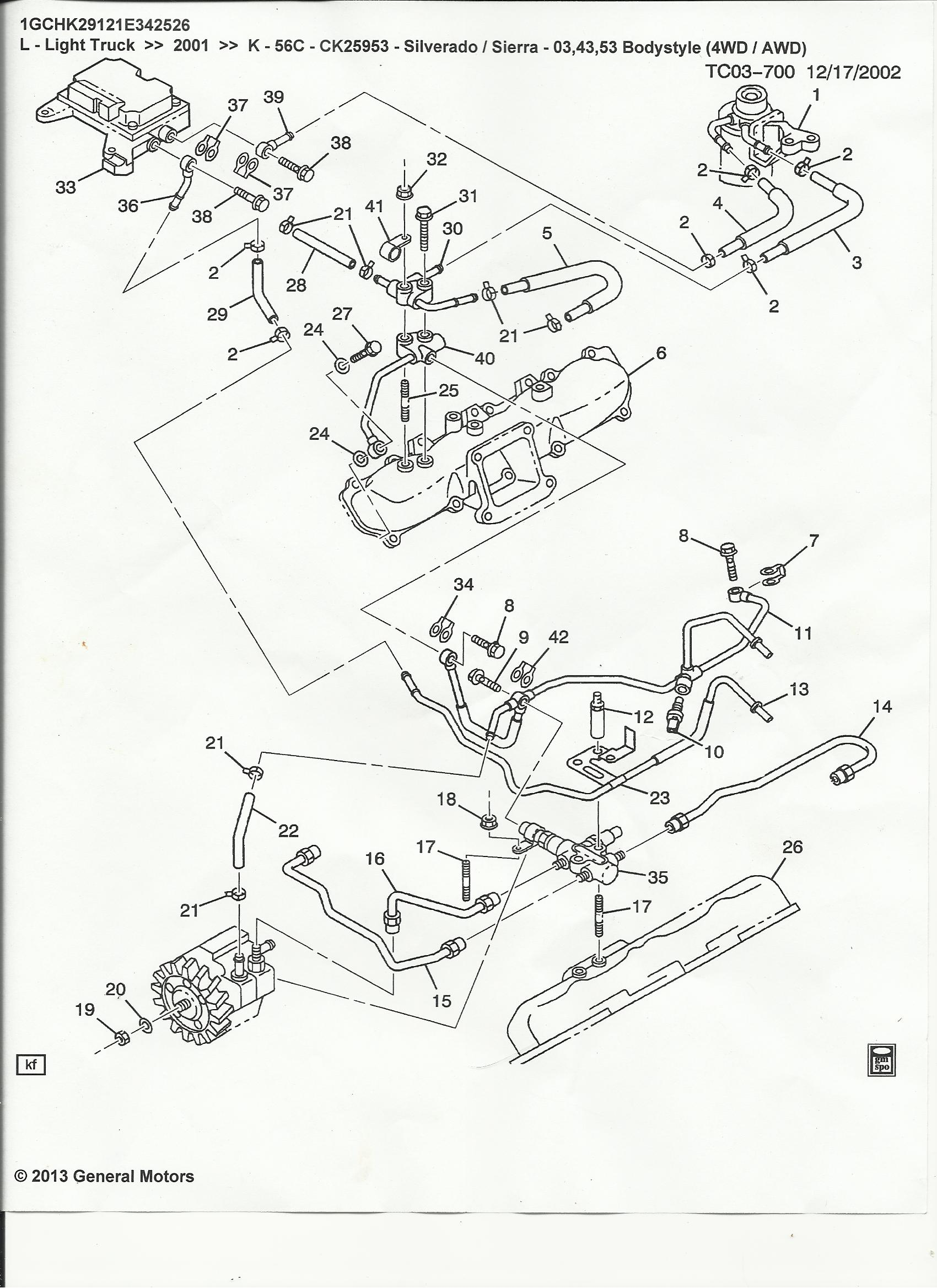 hight resolution of 03 duramax fuel filter housing diagram schema diagram database diagram of how a lmm engine fuel filter
