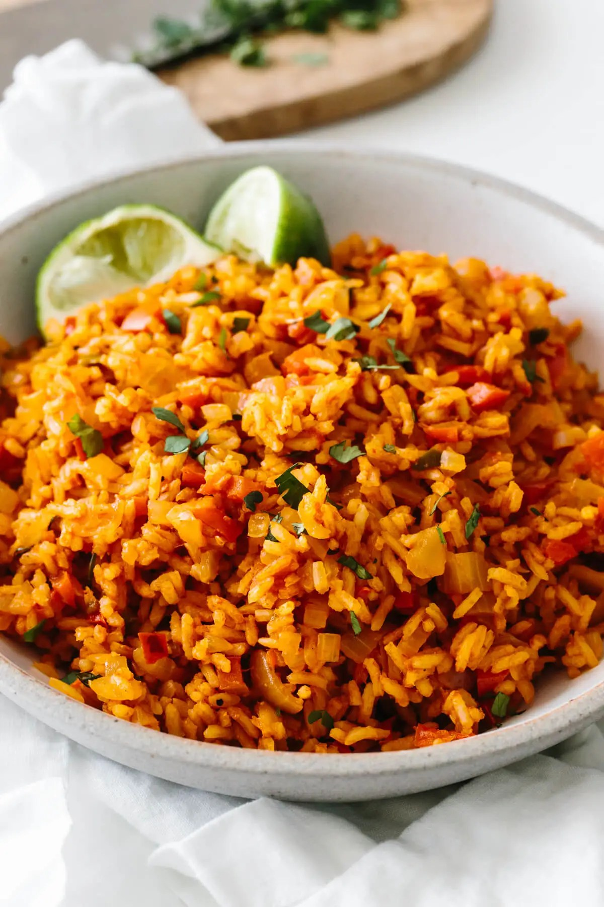 easy mexican rice downshiftology
