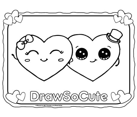coloring pages cute # 3