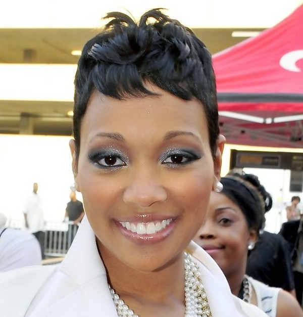 50 Cute Short Curly Hairstyles For Black Woman  EcstasyCoffee
