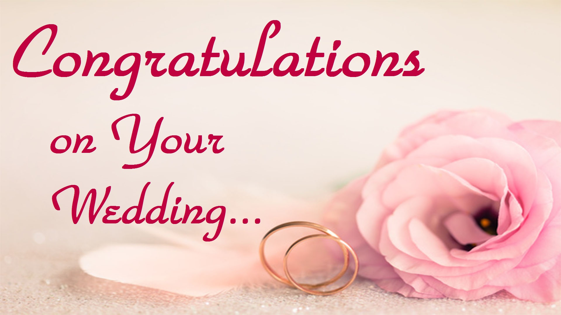 wedding congratulations images hd