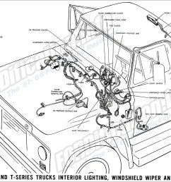 ford truck wiring diagrams [ 2200 x 1500 Pixel ]