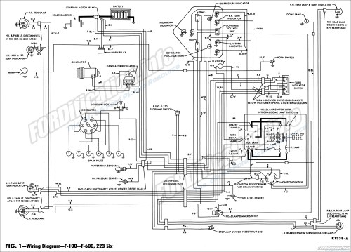 small resolution of ford truck wiring diagrams