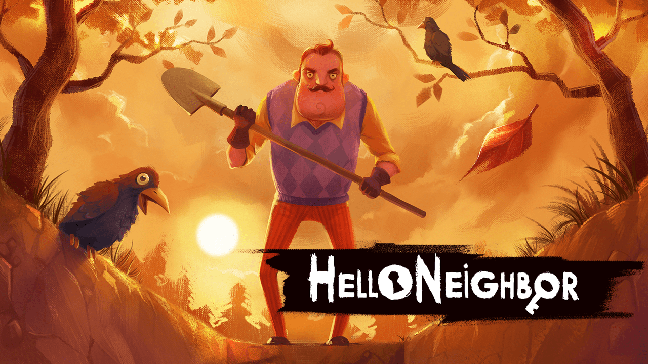 Hello Neighbor Halloween Trailer Revealed By Tinybuild