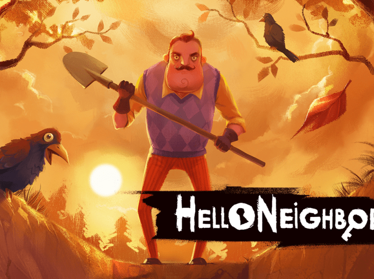 Hello Neighbor Alpha 4 By Tiny Build Games Is Coming To