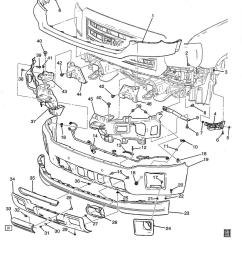 gmc canyon truck parts diagram gmc free engine image for [ 1200 x 1543 Pixel ]