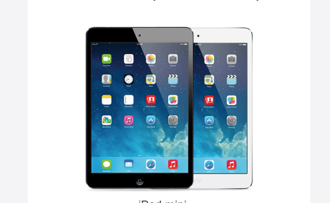 Best Buy Matches Walmart Black Friday Ipad Mini Deal