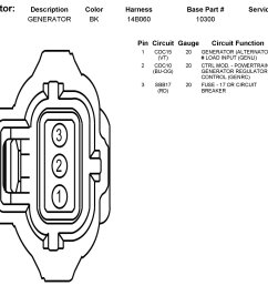 top suggestions 1999 ford alternator wiring diagram  [ 2118 x 1740 Pixel ]