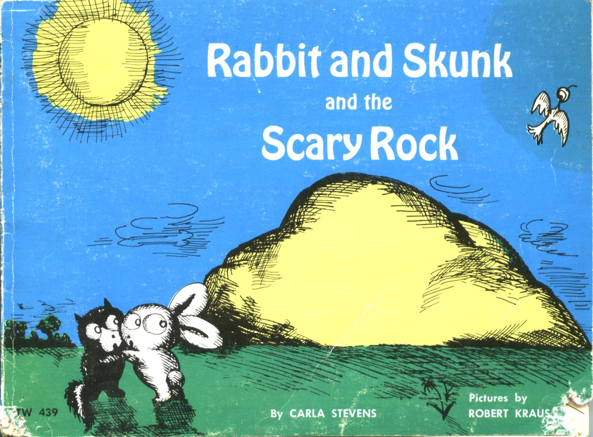 Collecting Childrens Books Lessons In Rabbit  Skunk  Inherited Values