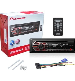 pioneer deh 150mp car stereo with mp3 playback in box pioneer deh p8400bh wiring diagram deh [ 1629 x 1288 Pixel ]