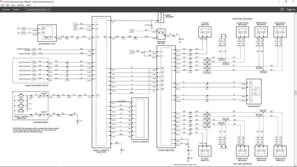 medium resolution of help with factory stereo wiring harness pinout
