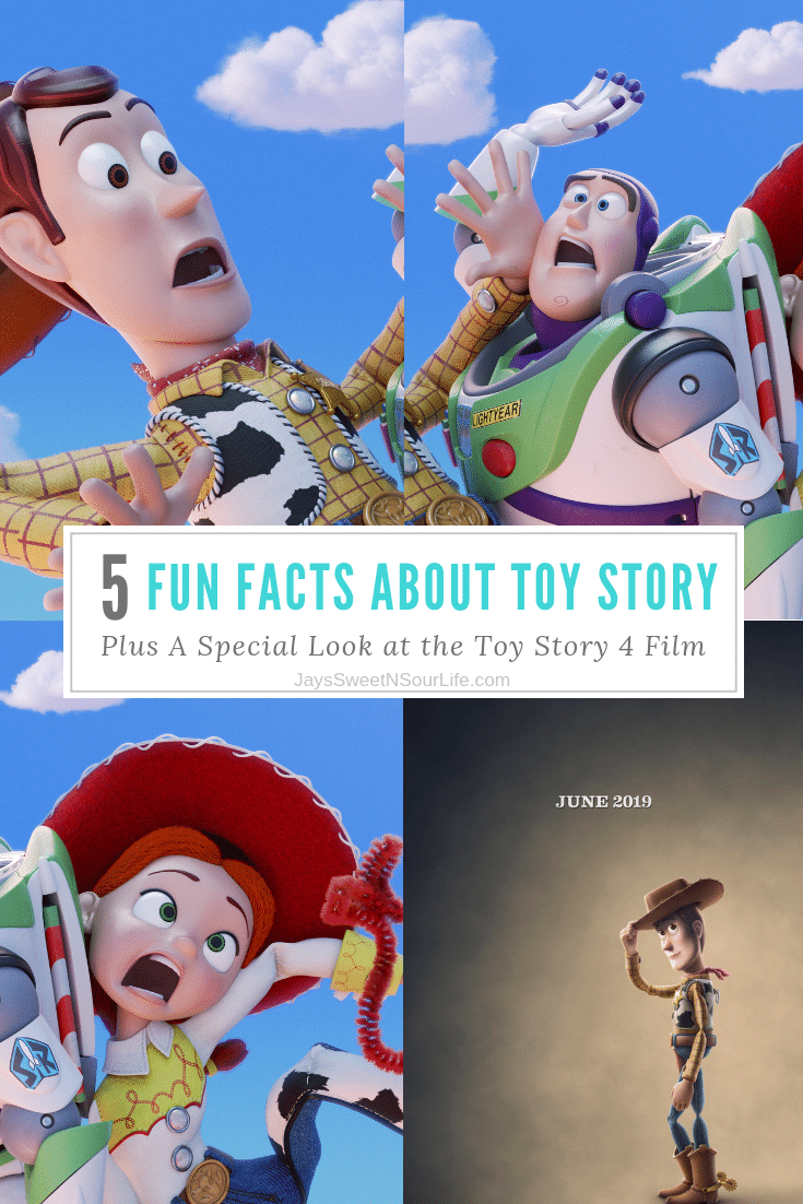 5 Fun Facts About Toy Story Plus A Special Look At The