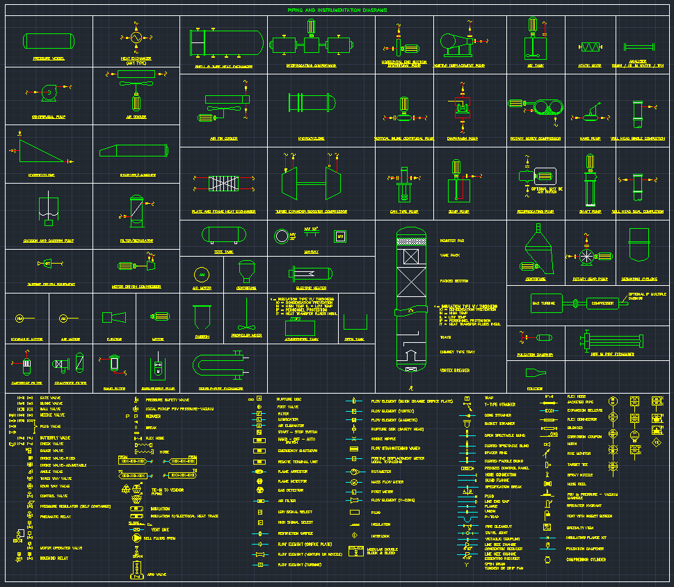 small resolution of piping and instrumentation diagrams autocad free cad block symbols and cad drawing
