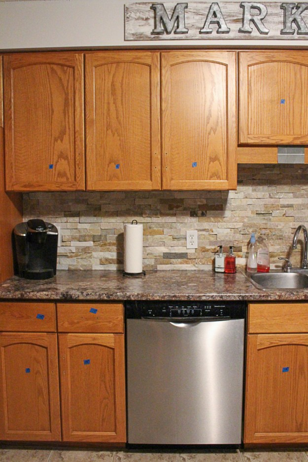 How To Paint Kitchen Cabinets  Little Dekonings