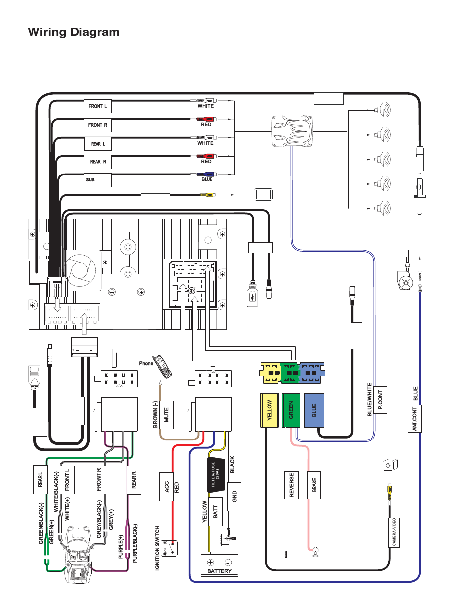 hight resolution of viper 5900 wiring diagram car alarm installation wiring diagrams jensen vm9224 page4 resize 665 2c861