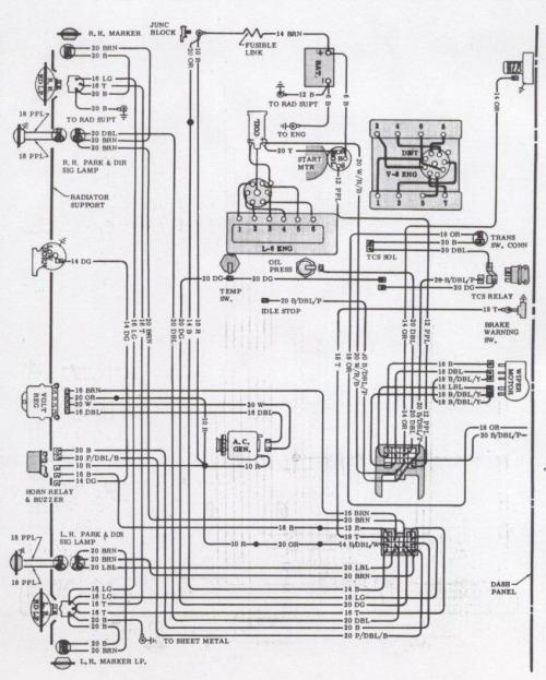 small resolution of wiring diagram 1971 plymouth duster 71 1975 plymouth 1972 camaro wiring diagram 1973 camaro front light