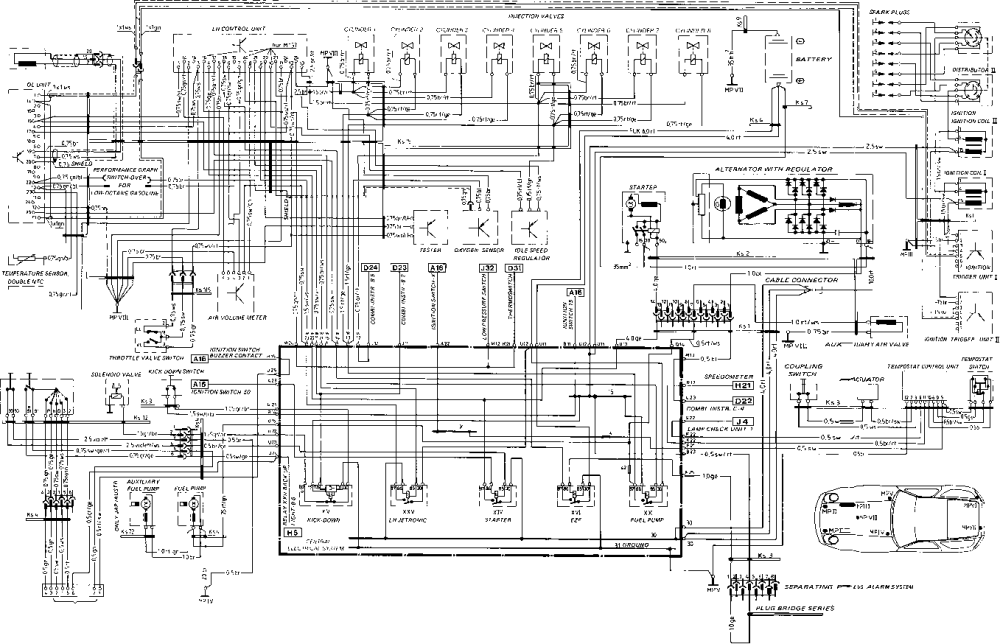 medium resolution of wiring diagram type 928 s model 85 page