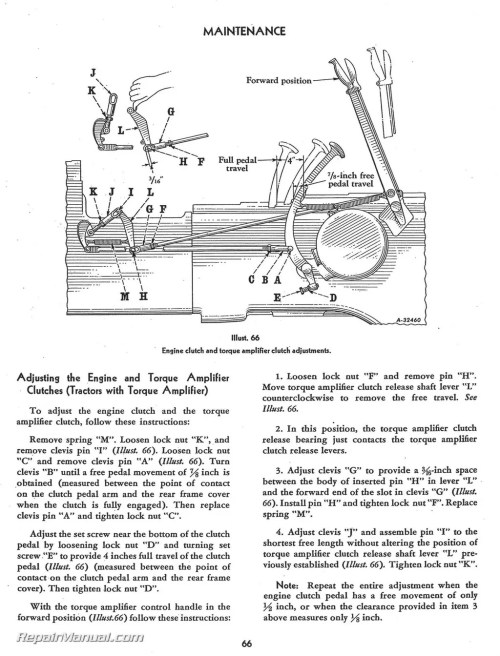 small resolution of headlight wiring diagram ih farmall tractor