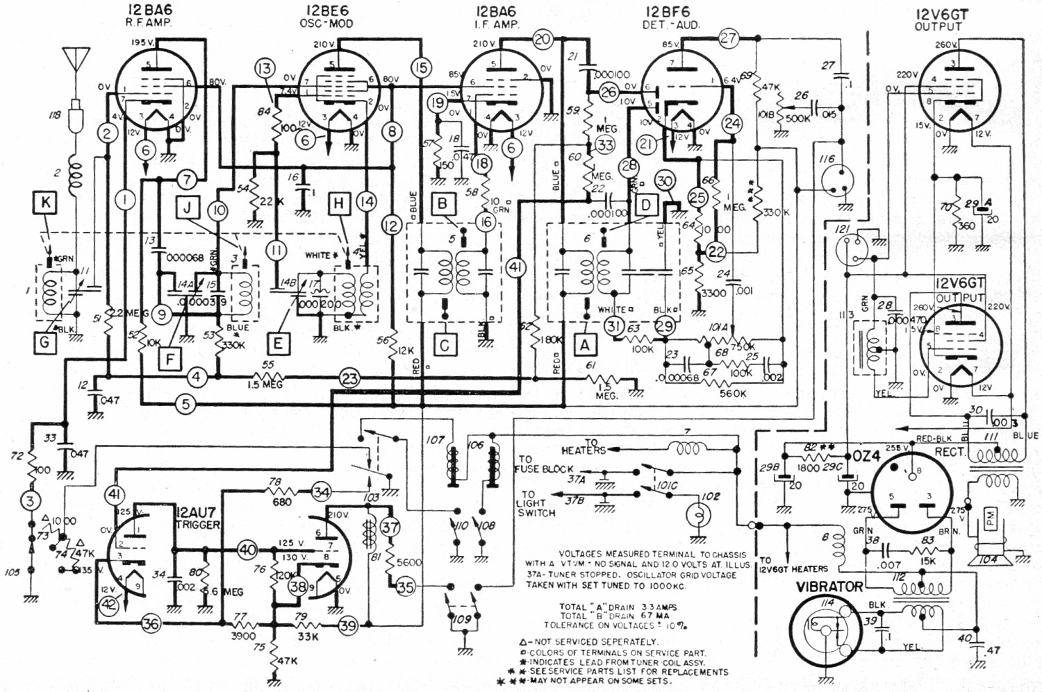 hight resolution of delco electronics radio wiring diagram