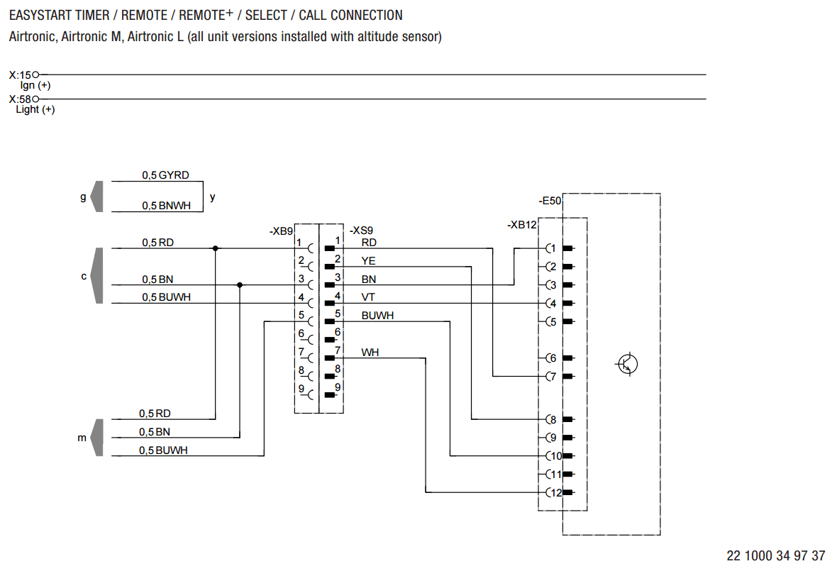 small resolution of altitude sensor wiring this goes inbetween controller m and heater c