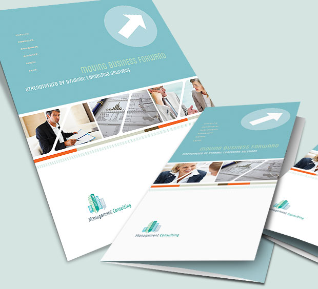 20 Print Brochure Templates & Design Ideas For Marketing Your