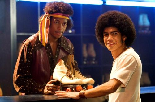 'Roll Bounce' revisits the era of roller-disco rinks – Tail Slate