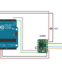 arduino stepper motor control using pololu driver the arduino uno circuit diagram wavgat uno wiring [ 1350 x 683 Pixel ]