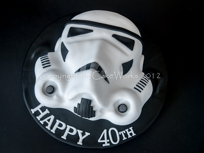 Birthday Star Wars Cake Design Ideas Thecakeworks