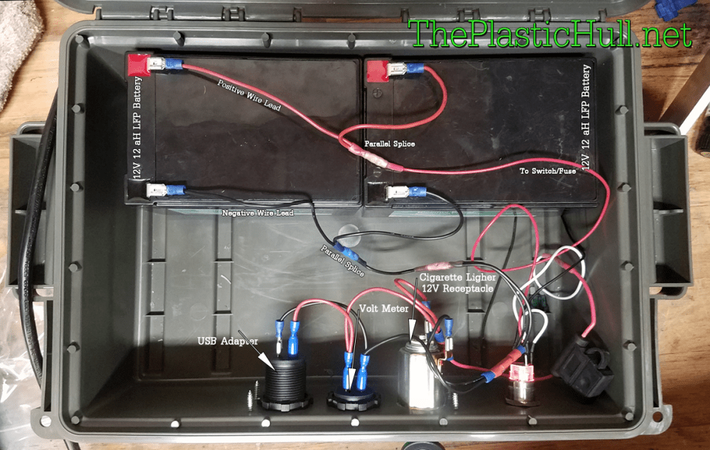medium resolution of kayak battery box layout