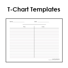 also blank  chart templates printable compare and contrast pdfs rh timvandevall