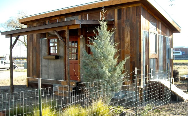 Reclaimed Space Small House Builder