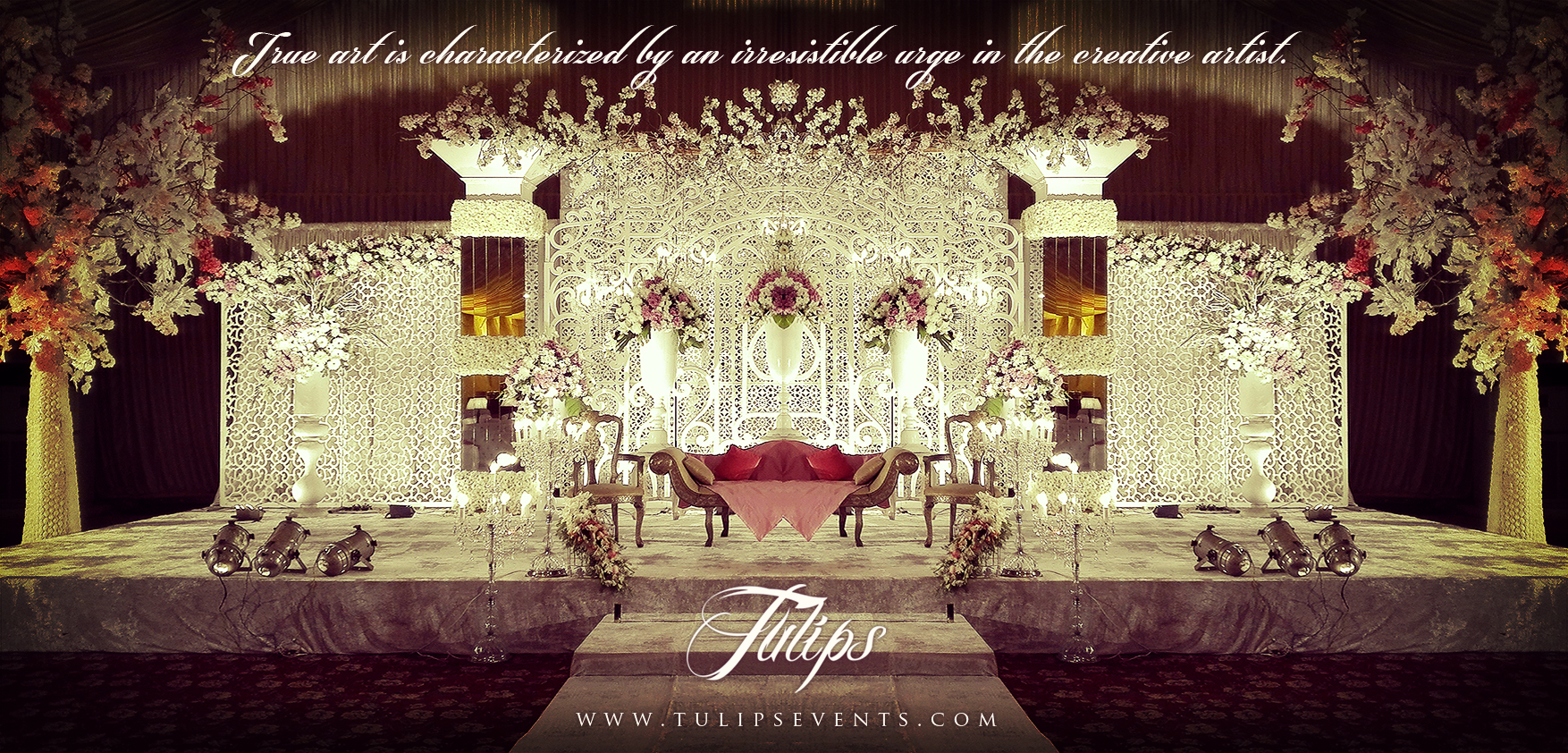 Best Affordable Wedding Stages In Pakistan