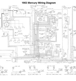 1953 ford wiring diagram wiring diagram database 1953 lincoln wiring diagram [ 1068 x 806 Pixel ]