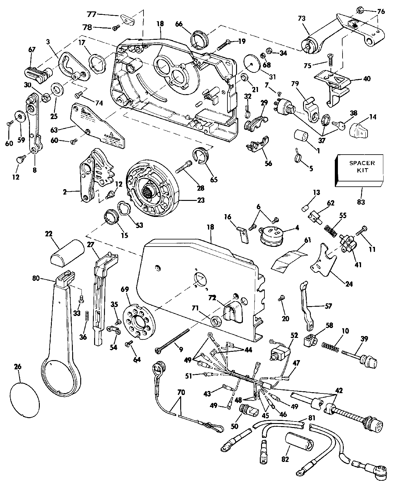 hight resolution of tags johnson outboard electrical diagram 50 hp evinrude wiring diagram 50 hp johnson outboard power pack wiring diagram johnson 48 special