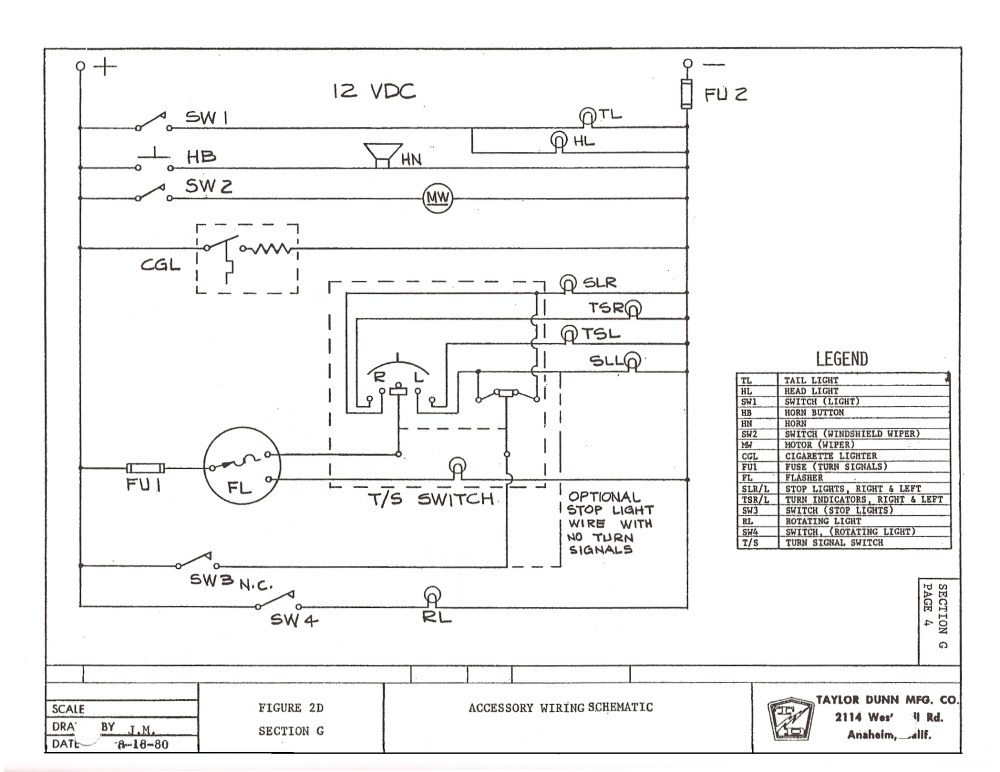 medium resolution of taylor dunn utility cart 36 volt charger wiring diagram wiring