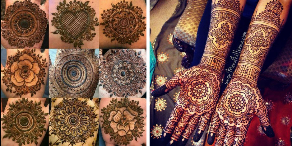 Mehandi Designs 2019 Simple