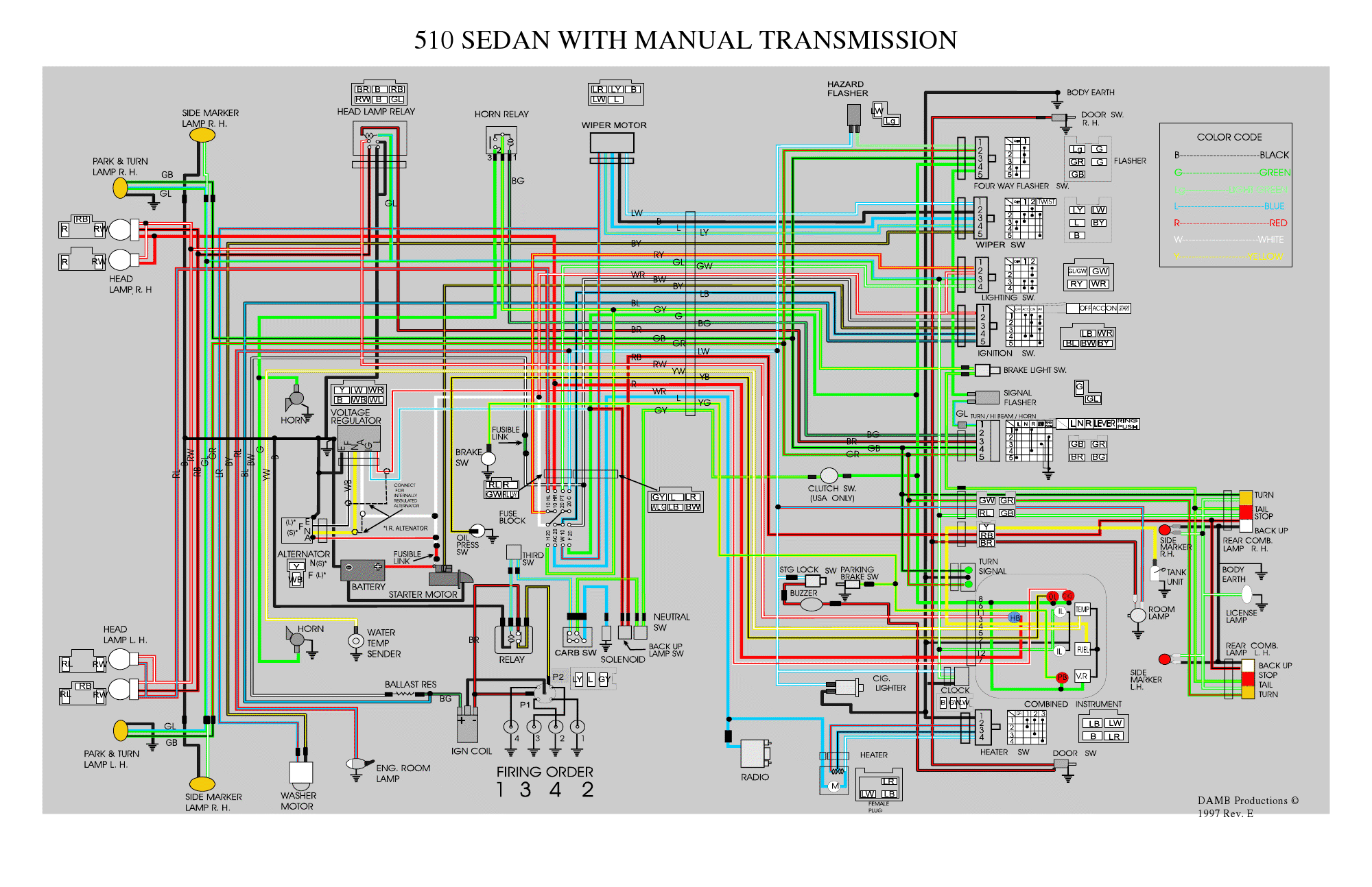 datsun_510_wiring_diagram?resize=665%2C430 ez wire harness diagram ez wiring diagrams collection ez wiring 12 circuit diagram at edmiracle.co