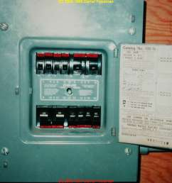 old house 100 amp fuse box [ 1024 x 768 Pixel ]