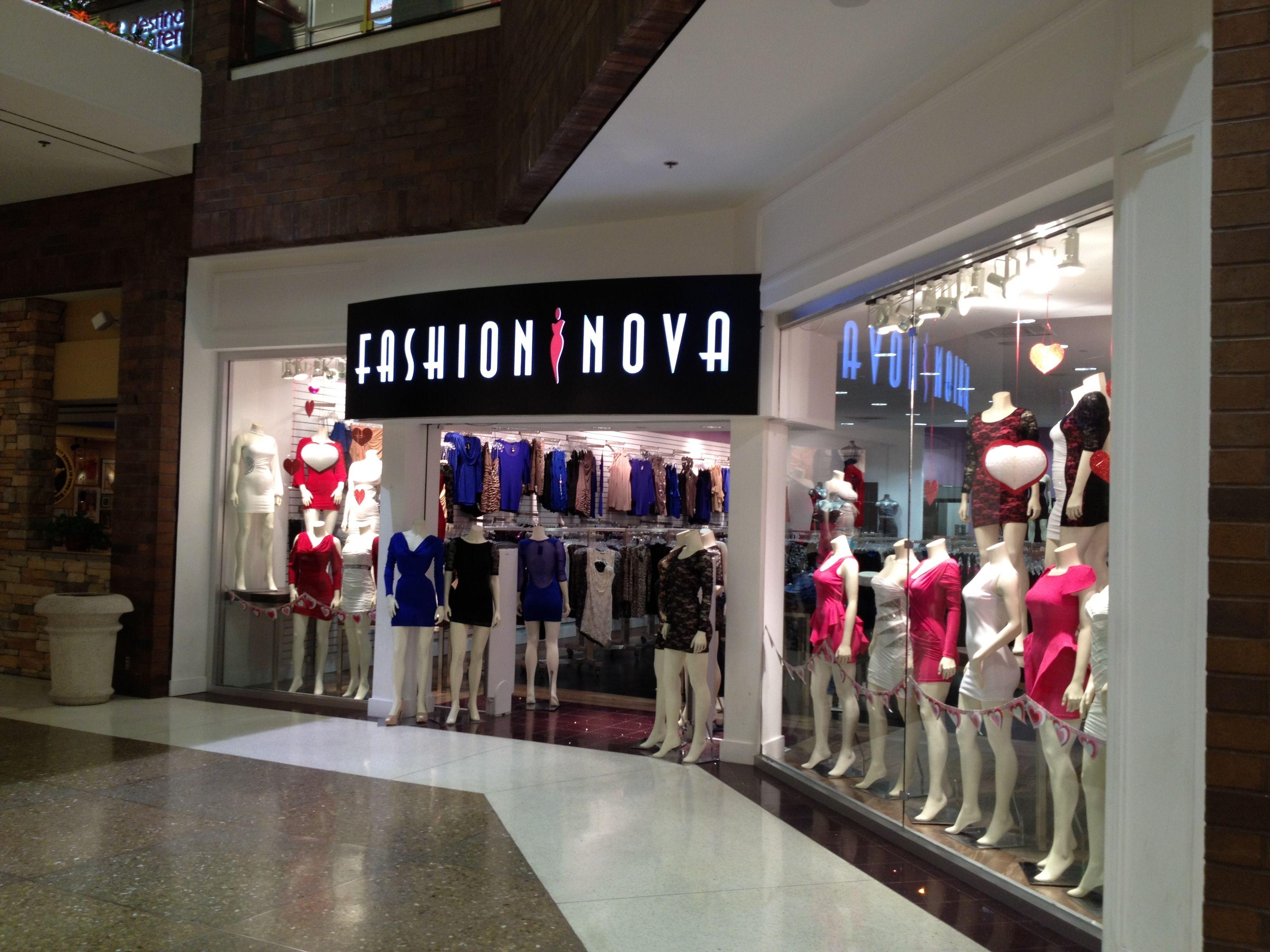 Fashion Nova INC Glendale CA 91210 CLOSED