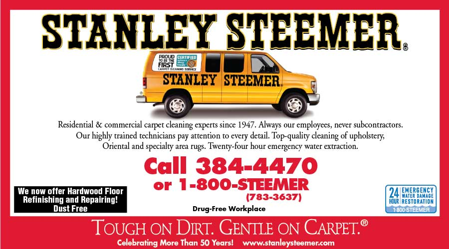 stanley steemer carpet cleaner marion in yp com