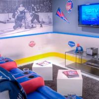 On Someday Man Caves and Missing Hockey